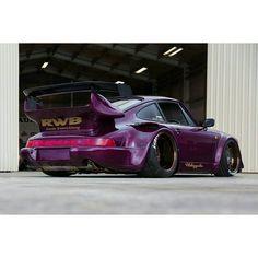 Porsche Sports Car, New Sports Cars, Porsche Cars, Sport Cars, Porsche 964, Porsche Carrera, Hot Wheels, Rauh Welt, Custom Cars