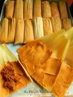 Masa For Tamales, Beef Tamales, Homemade Tamales, Mexican Tamales Recipe Beef, Authentic Tamales Recipe, Mexican Empanadas, Chicken Tamales, Chicken Enchiladas, Masa Recipes