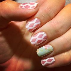 Rose Colored Glasses with vintage chic wwwawesomejamwraps.jamberrynails.net