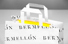 Bermellón by Anagrama, 2012. Scope: #branding & #bags