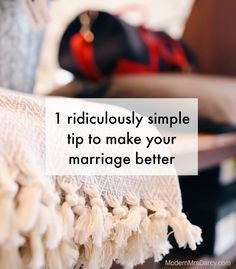 1 simple tip that's easy to implement but delivers big results. #marriage