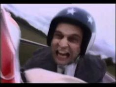 Jamie Whitham R1 Test Ride Comedy Advert