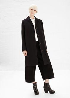Won Hundred Imogen Coat (Black)