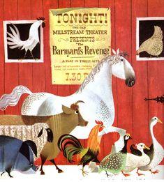 Provenson Animals by Martin Provenson 1952