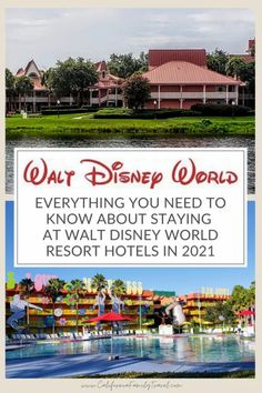 If you're thinking about a Disney World vacation, here is everything you need to know about staying at a Disney World resort during reopening, including what to expect in your room, resort dining experience and transportation! #waltdisneyworld #disneyworldreopening #disneyhotels Walt Disney World Orlando, Disney World Secrets, Disney World Planning, Disney World Tips And Tricks, Disney Resort Hotels, Disney World Hotels, Walt Disney World Vacations, Disney Vacation Club, Vacation Resorts