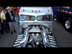 1960 Peterbuilt Hotrod Truck named Piss'd Off Pete