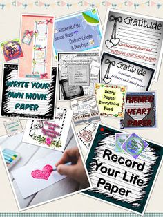❤ The Diary Entries of a Psychic ❤: Writing Your Own Story