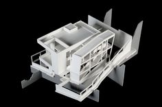 Architecture Drawings, Sustainable Design, Drafting Desk, Architectural Models, Gallery, Building, Modern, Photography, House