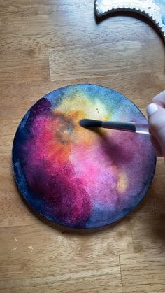Motherhood Quotes Discover Watercolor galaxy My Skillshare classes are perfect for beginners! Use this link to learn watercolor for free! Diy Art Painting, Art Drawings Simple, Watercolor Galaxy, Amazing Art Painting, Art Painting Acrylic, Diy Canvas Art Painting, Creative Painting, Painting Art Projects, Diy Canvas Art