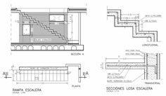 Construcción de una escalera volada | AD+ arquitectura
