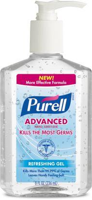 NEW! PURELL® Advanced Hand Sanitizer Refreshing Gel