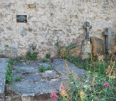 Ancient Tomb of Sauniere