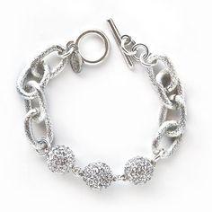 Tiffany Bracelet  Silver by oiajules on Etsy, $35.00