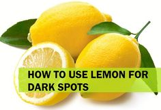 Are you worried about black spots, dark spots on the face? then you should read our tips on how to use lemon juice to remove dark spots using natural ingredients Dark Spots Under Armpits, Dark Spots On Legs, Brown Spots, Dry Skin Remedies, Home Remedies For Acne, Dark Spot Remedies, Natural Skin Tightening, Vaseline Beauty Tips, Skin Care Tips