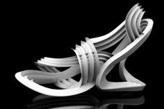 3Dプリンタで作るハイヒールが登場! 透明感がまるで「シンデレラのガラスの靴」と評判に | IRORIO(イロリオ) - 海外ニュース・国内ニュースで井戸端会議