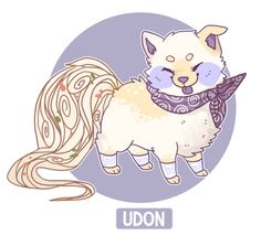 Udon Soosh (c)Witchpaws