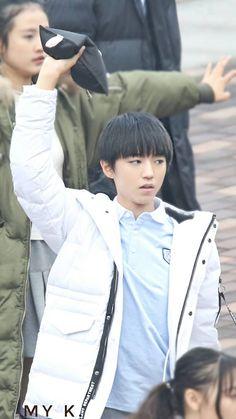 Wang Junkai #WJK #Karry #KarryWang #王俊凯 #หวังจุนไค #จุนไค #TFboys #boyhood