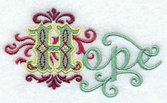 Machine Embroidery Designs at Embroidery Library! - Color Change - E6696