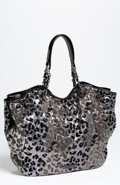 Betsey Johnson 'Cheetah Cinch' Tote (Online Exclusive) available at #Nordstrom