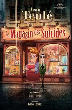 Les mots partagés: Le magasin des suicides de Jean Teulé