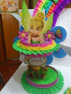 Hey Baby Girl, Girl Birthday, Birthday Parties, Candy Car, Baby Cinderella, Tinkerbell Party, Diy Centerpieces, Birthday Decorations, Party Themes