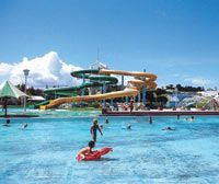 Comprehensive Park - water park okinawa