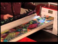 Assembly of Flynn Multi-Frame and quilting tips.