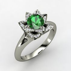 Well, I have to get married now because I have to have this ring.