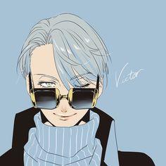 yuri!!! on ice | yoi | viktor nikiforov