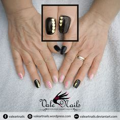 Hearts #nails #hearts #geluv #black #nailart #nails #nail #fashion #style #cute #beauty #beautiful #instagood #pretty #girl #girls #stylish #sparkles #styles #nailart #art #opi #photooftheday #love #shiny #nailswag