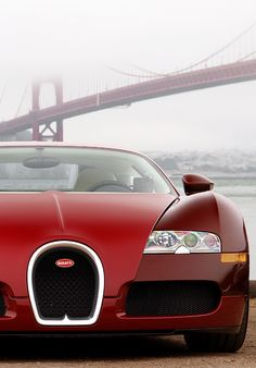 All I see is red Veyron