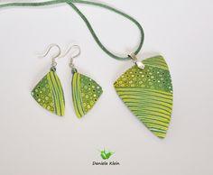 green set | by Daniela Klein - Lagarta