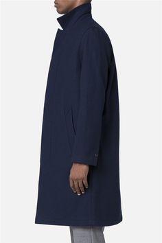 half lined coat High Neck Dress, Coat, Jackets, Shopping, Dresses, Fashion, Turtleneck Dress, Down Jackets, Vestidos