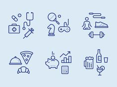 Perks Icons by Ken Chen for Nutanix
