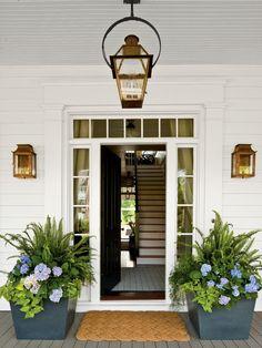 Captivating front entrance!  <3