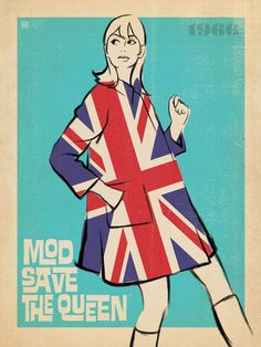 Mod •~• Mod save the queen! 1966
