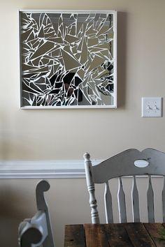 Broken Mirror Pieces