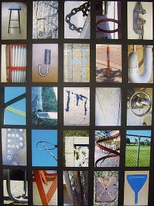 Alphabet Photography Collage - could do with digital photography badge
