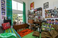 70s-Themed Home Tour - Retro Throwback Homes - Good Housekeeping