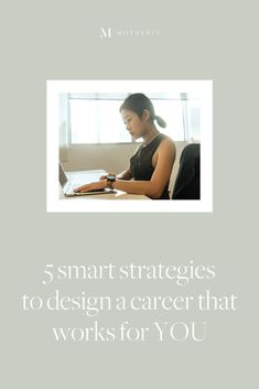 Ready to design a career that works for you, your goals and your family? Here's how to get started. Smart Strategy, Define Success, Working Moms, Your Family, Getting Organized, Kids And Parenting, Get Started, Dreaming Of You, It Works