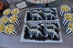 A Jurassic Park Themed Birthday Party by Centre of Attention Events