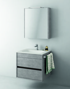 Duetto Is A Collection Of Bathroom Furniture That Features Modern Designs And Innovative Materials