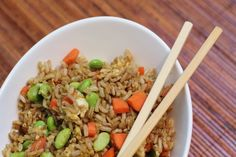 Gojee - Healthy Un-Fried Rice  by Daily Garnish
