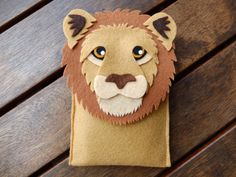 Lion Phone Case Cell Phone Case iPhone Case by LayonStore