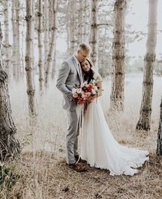 Inspired Wedding Lost In The Woods, Couple Shots, Invitation Set, Ceremony Decorations, Plan Your Wedding, Fall Wedding, Wedding Inspiration, Wedding Ideas, Reception