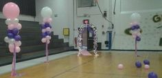 Elementary School Father-Daughter dance decorations