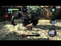 Darksiders 2 - Tormentor Boss Fight / Judicator's Tomb Walkthrough HD - YouTube