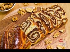 Cozonac cu nuca(fara gluten) - Sweet walnuts bread(gluten free )#faragluten #glutenfree - YouTube Gluten Free Desserts, Gluten Free Recipes, Romanian Food, Diy Food, Free Food, Sugar Free, French Toast, Deserts, Bread