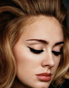 adele interview: world exclusive first interview in three years | Photography Alasdair McLellan Fashion Director Alastair McKimm Hair Malcolm Edwards at Art Partner Make-up Mark Carrasquillo at Art Partner Nail technician Jenny Longworth at CLM
