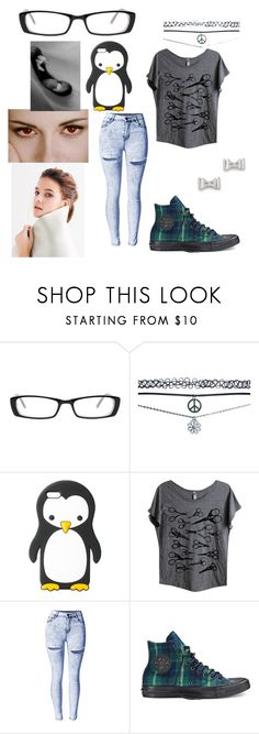 """""""Mary Lake"""" by thelittlefanthatcould ❤ liked on Polyvore featuring Cosmopolitan, Wet Seal, MANGO, Mad Love, Converse and Marc by Marc Jacobs"""